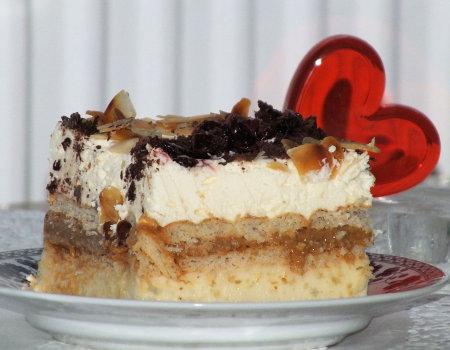 """Ciasto """"Kocham Cię"""" idealne na Walentynki i nie tylko"""