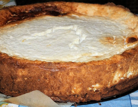Dietetyczny sernik bez sera