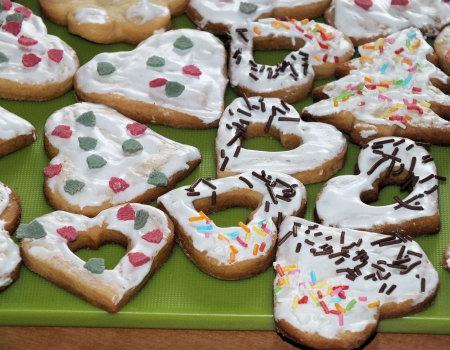 Extra kruche ciasteczka na Święta