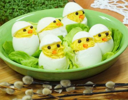 Jajka kurczaki