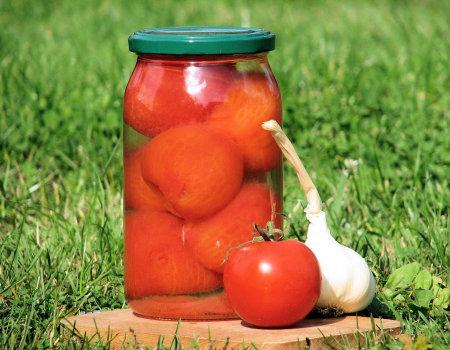 Kwaszone pomidory