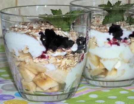 Lekkie danie na śniadanie :)