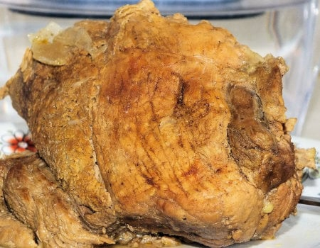 Łopatka wieprzowa w aromatycznych przyprawach