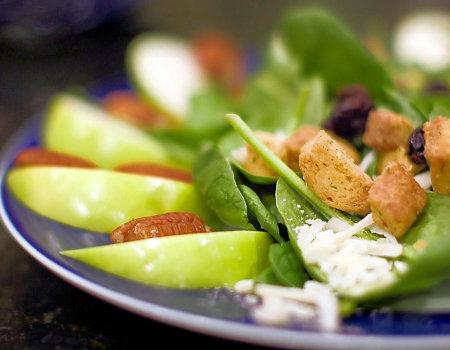 Mały niebieski talerz, czyli jak schudnąć bez diety?