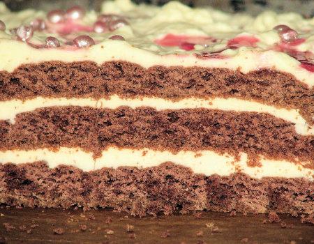 Noworoczne ciasto