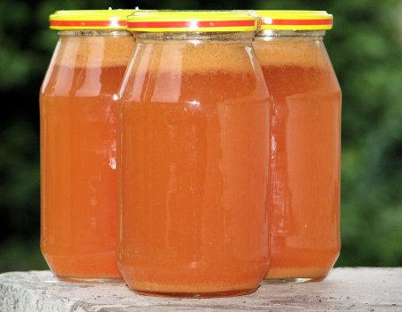 Orzeźwiający sok z jabłek