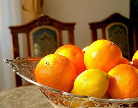 Pomarańcze to naturalne źródło zdrowia