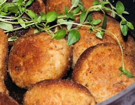 Pulpeciki z mięsa z rosołu