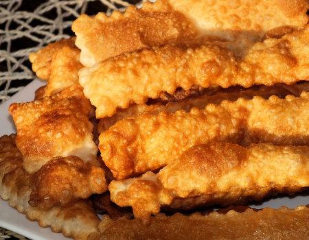 Smaczna przekąska - zamiennik chipsów ;)