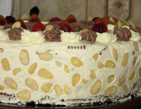 Tort pianka