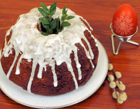 Wielkanocne wypieki i słodkości