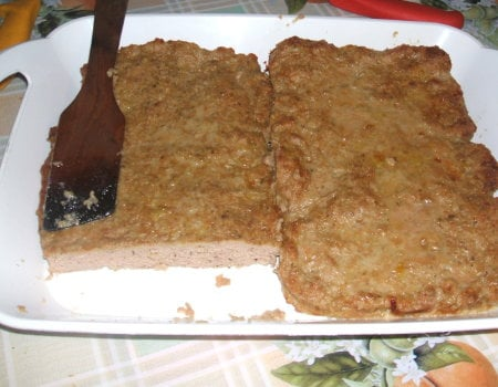 Mięso pieczone - pieczeń podstawowa