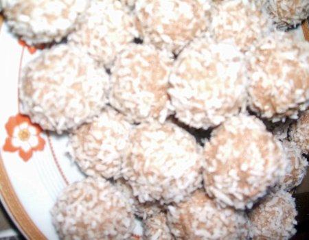(Prywatny) Orzeszki kokosowe