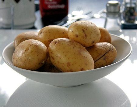 Aby gotowane ziemniaki zachowały jak najwięcej składników odżywczych...