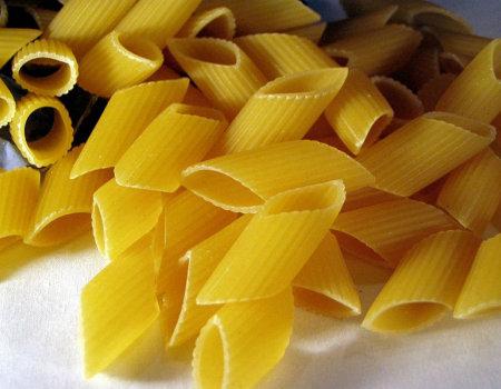 Aby makaron był bardziej żółty...