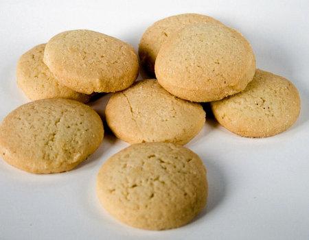Ciasteczka imbirowe najlepiej smakują...