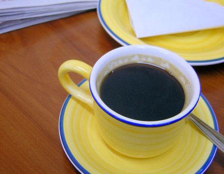 Czarna kawa będzie aromatyczniejsza, jeżeli...