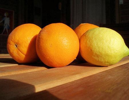 Czy sok z cytryny, limonki i pomarańczy można mrozić?
