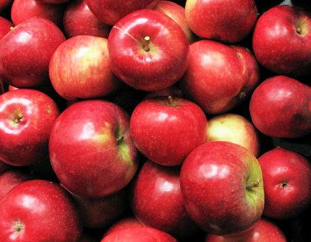 Jabłka nie będą ciemniały, jeśli...