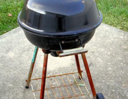 Jak sprawdzić czy grill jest już rozgrzany?