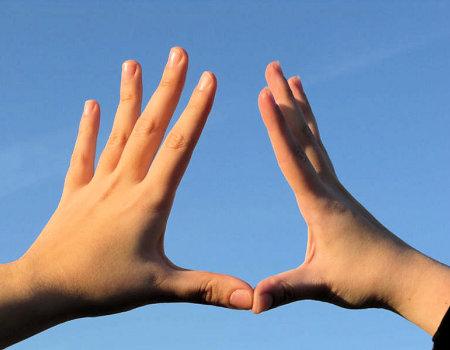 Nasze dłonie zachowają gładkość...