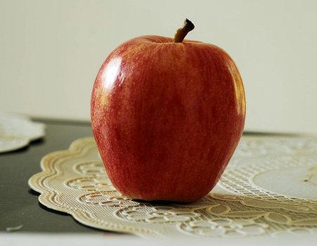 Pomysł na lekką kolację z jabłkiem...