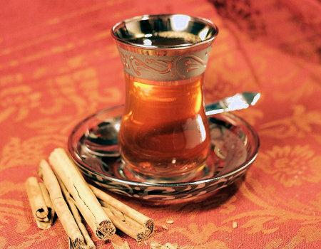 Pomysł na świąteczną herbatę...
