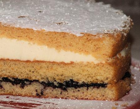 Prosty i przepyszny przepis na ciasto z kolorowymi masami