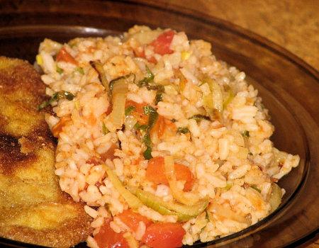 Ryż do obiadu