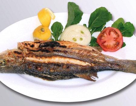 Smażona rybka będzie lekko strawna...