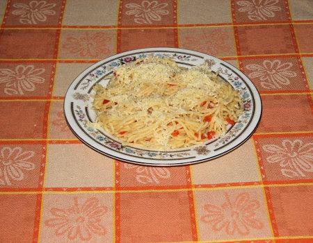 Szybkie spaghetti