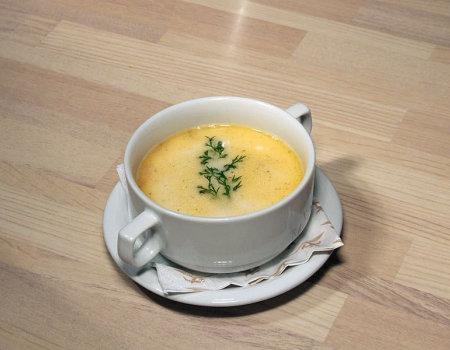 Zupa będzie miała intensywny smak, jeżeli...