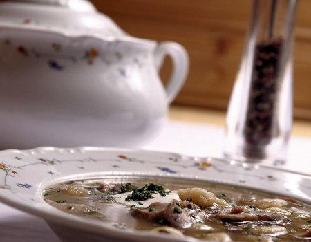 Zupa rybna będzie miała wyrazisty smak...