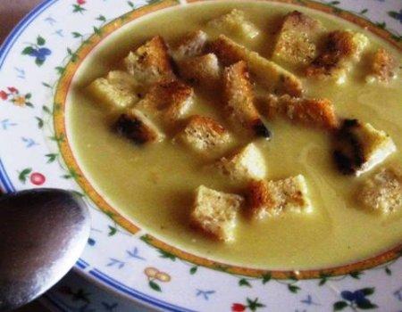Zupa cukiniowa - krem