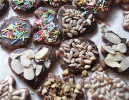 Piernikowe ciasteczka