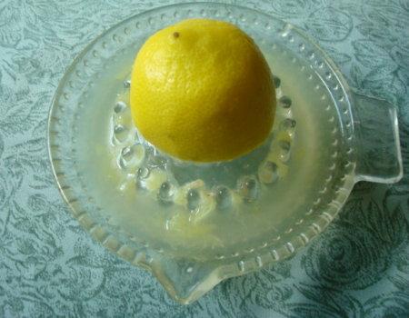 (Prywatny) Sorbet cytrynowy