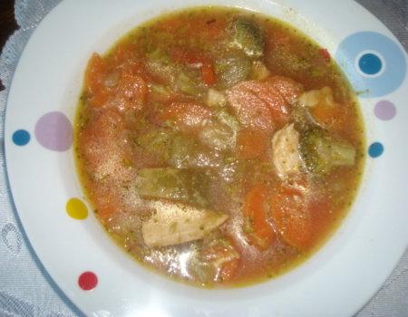 Zupka na przeziębienie
