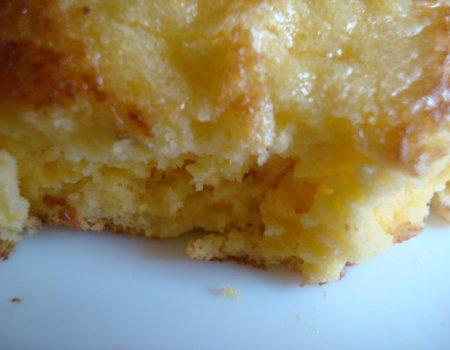 Miodowy omlet