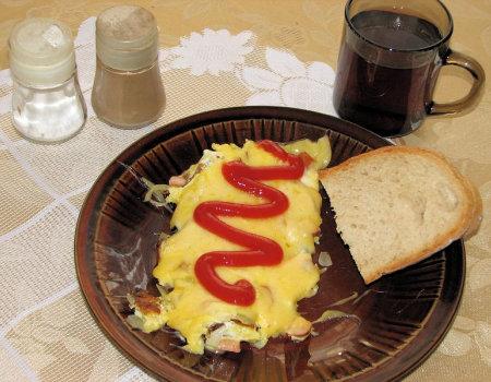 """Omlet a""""la Marcini"""