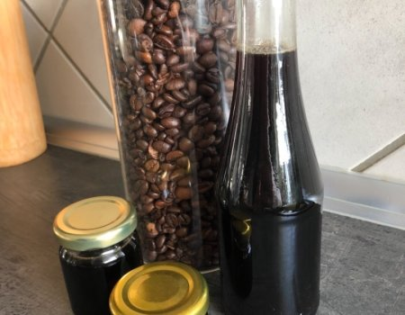 Syrop kawowy (wersja 1)