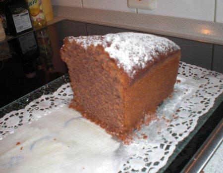 Babka czekoladowa z Nutellą