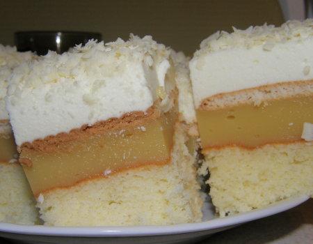 Mój przepis na Kubusiowe ciasto.