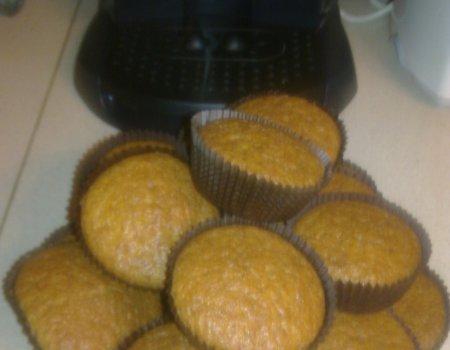 Muffinki- szybki deser dla spragnionych słodkiego.