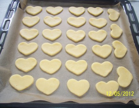 Kruche ciasteczka - idealne dla dzieci (bez proszku do pieczenia)
