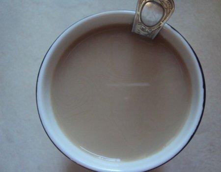 Kawa z mlekiem wyśmienita