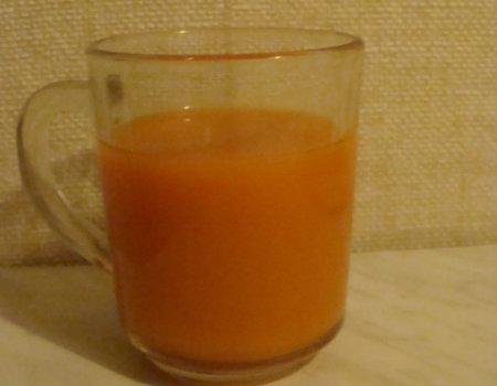 Sok z marchwi