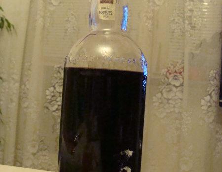 Nalewka - alkoholowe