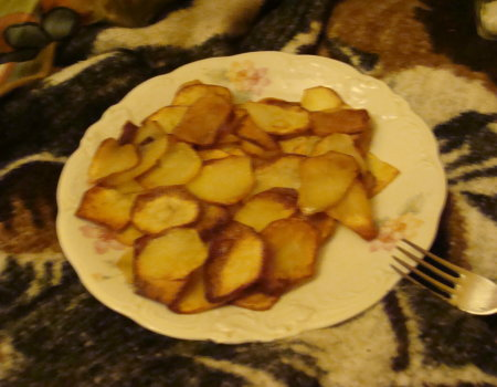 Ziemniaki chips