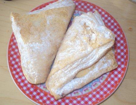 Ciasto francuskie z serem