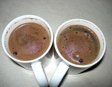 Kawa imbirowa z cynamonem